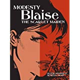 Modesty Blaise: The Scarlet Maiden (Modesty Blaise (Graphic Novels))by Peter O'Donnell
