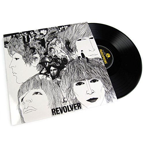 The Beatles - The Beatles: Revolver In Mono (180g) Vinyl Lp - Zortam Music