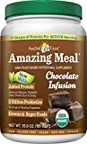 Amazing Grass Amazing Meal Mix, Chocolate Infusion, 30 Serving, 35.8oz
