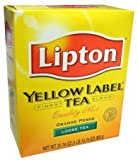 Lipton Yellow Label Orange Pekoe Loose Tea 31.7 Oz