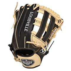 Buy Louisville Slugger 2014 Omaha Flare Infielders Baseball Gloves Fgof14bk117 H Web by Louisville Slugger