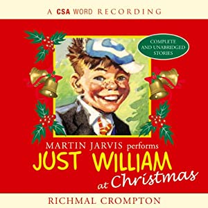 Just William at Christmas Audiobook
