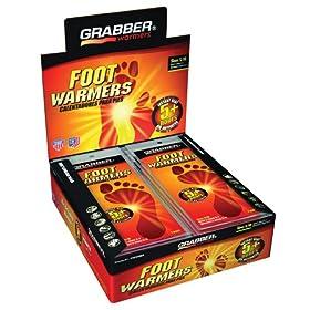 Grabber Performance Grp (a) Foot Warmer Display Grabber Small Medium Box 30 Pair by Grabber Performance Grp (a)