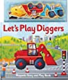 Let's Play Diggers ( Magnetic Let's Play)