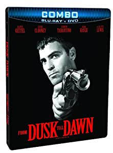 From Dusk Till Dawn: SteelBook Edition [Blu-ray + DVD]