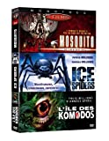 Monstres 2 : Mosquito / Ice Spiders / L'Ile Des Komodos
