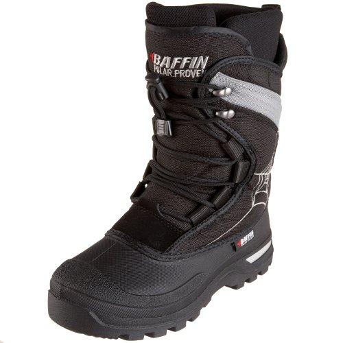 Baffin Black Widow Boot (Little Kid/Big Kid),Black,6 M US Big Kid