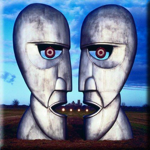 Pink Floyd - Magnets Metal Heads