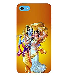 Vizagbeats radha krishna dance Back Case Cover for Apple iPhone 6S