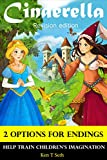Books For Kids: Cinderella (Revision Edition) ,Children's books,Bedtime Stories For Kids Ages 3-8 (Early readers chapter books,Early learning,Bedtime reading ... readers / Bedtime stories for kids Book 4)