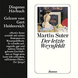Der letzte Weynfeldt Audiobook