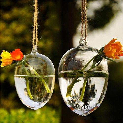 Soled design fantastico portafiori pianta in vetro vaso - Portafiori in vetro ...