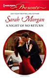 A Night of No Return (Harlequin Presents)