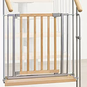 Impag barri re de s curit 73 152 cm pour les escaliers - Barriere de securite escalier sans vis ...