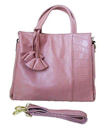 tada-planet-womens-genuine-leather-shoulder-handbag-medium-size-pink