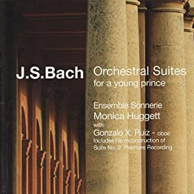 Orchestral Suite No. 1 in C Major, BWV 1066: III. Gavottes I & II