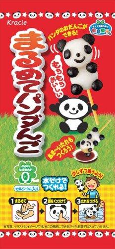 まるめてパンダんご 10個入 BOX (食玩・知育)