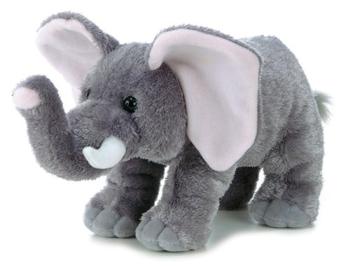 "Peanut Elephant Flopsie - 12"""