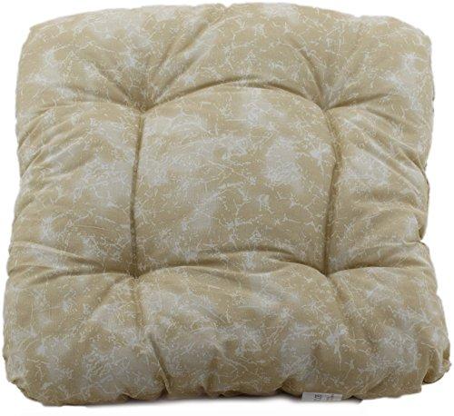 Cuscino-Set cuscino cuscino decorativo cuscino sedia - 2 e Set di 4 - diversi colori, Poliestere, beige, 4 pezzi