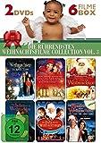DVD Cover 'Die rührendsten Weihnachtsfilme Collection Vol. 3 [2 DVDs]
