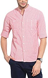 East West Men's Casual Shirt (EW-POP-003_42)