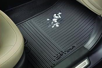 2014 Kia Optima All Weather Rubber Floor Mats Set