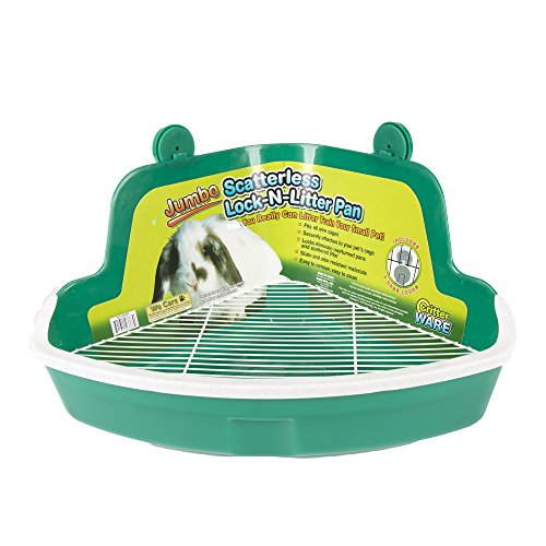 Ware-Manufacturing-Plastic-Scatterless-Lock-N-Litter-Small-Pet-Pan-Colors-May-Vary