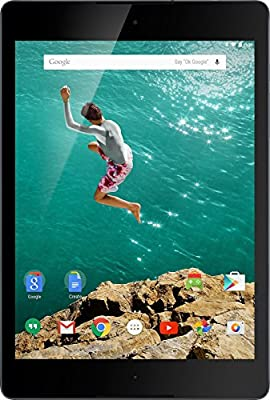 HTC Google Nexus 9 32GB Unlocked GSM 4G LTE Android 5.0 (Lollipop) Phone / Tablet PC - Indigo Black from HTC