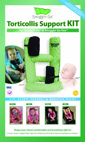 Snuggin Go Torticollis Support Kit for Snuggin Go and Snuggin Go Too