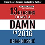 13 Reasons to Give a Damn in 2016: Moving America from Divided to United | Brian Bosché