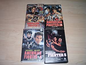 American Fighter 5 [VHS]