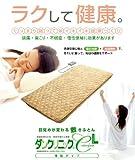 西川リビング家庭用電位治療器「ダンクリニック」コンフォートライトダブル