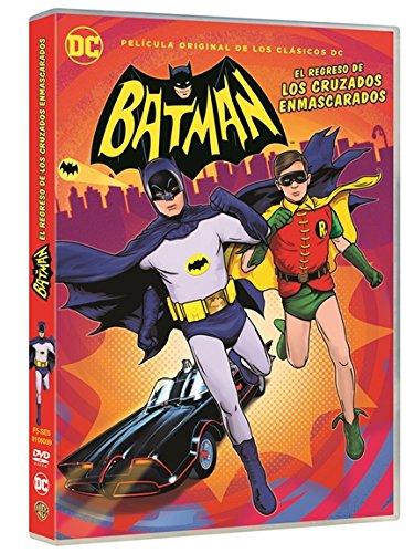 Batman: El Regreso De Los Cruzados Enmascarados [DVD]