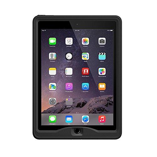 日本正規代理店品・保証付LifeProof 防水 防塵 耐衝撃ケース nuud for iPad Air 2 Black 77-50774