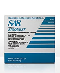 SA8+Bioquest Detergent 50 lbs.
