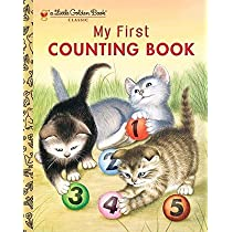 My First Counting Book [MY 1ST COUNTING BK]