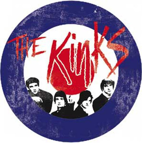 Licenses Products The Kinks RAF Kinks Magnet - 1