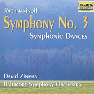 Rachmaniov: Symphony, No. 3 / Symphonic Dances