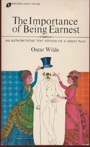 The Importance of Being Earnest by Oscar Wilde: Summary