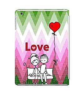 EPICCASE park love Mobile Back Case Cover For Apple Ipad Mini 3 (Designer Case)