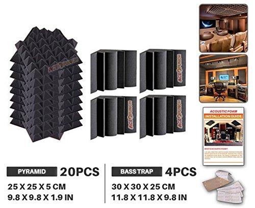 ace-perforazione-20-pack-confezione-da-4-bass-trap-2-colori-acoustic-foam-pannello-piastrelle-da-par