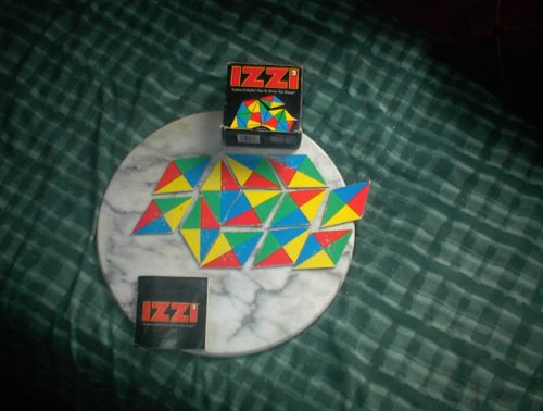 Izzi 2 Twelve Colorful Tiles To Drive You Dizzy! - 1