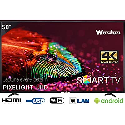 Weston WEL-5101 127CM (50) 4K(UHD) Smart LED TV