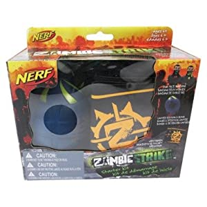 Amazon.com: NERF Zombie Strike Starter Kit: Toys & Games