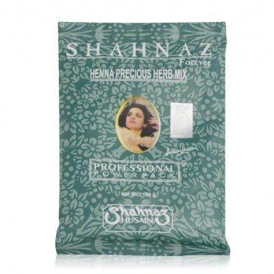 Shahnaz Husain - Henna Precious Herb Mix (100g) (pack Of 2)