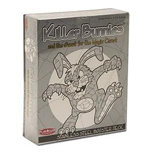 Killer Bunnies Steel Booster