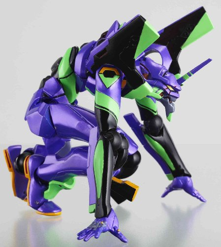 Evangelion: 2.0 : Revoltech 067 EVA Test Type-01 New Movie Edition