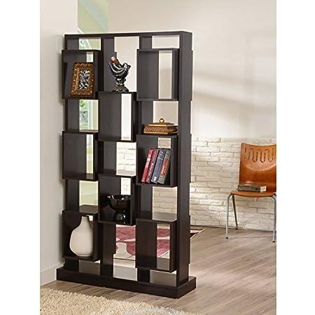 Baltanic Geometric Bookcase