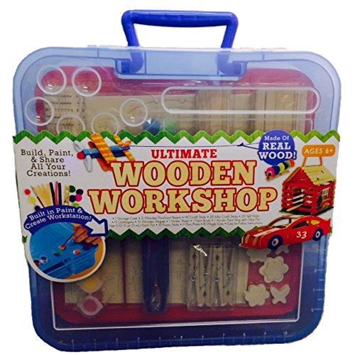 Ultimate Wooden Workshop