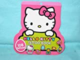 Hello Kitty Tattoo Book Springtime